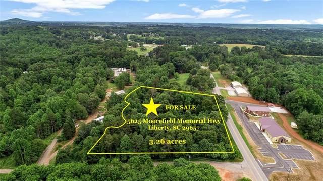 5625 Moorefield Memorial Highway, Liberty, SC 29657 (MLS #20229030) :: The Powell Group