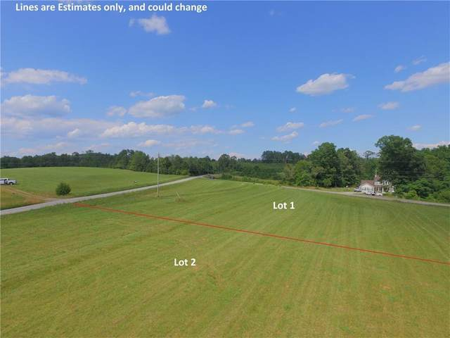 Lot 1 Bolding Drive, Pickens, SC 29671 (MLS #20229063) :: Les Walden Real Estate