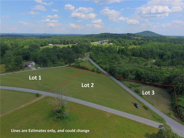 Lot 2 Mile Creek Drive, Pickens, SC 29671 (MLS #20229064) :: Les Walden Real Estate