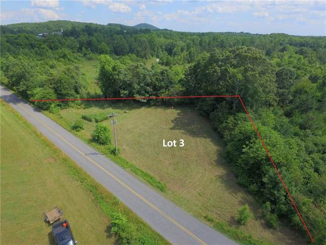 Lot 3 Mountain View Church Road, Pickens, SC 29671 (MLS #20229065) :: Les Walden Real Estate