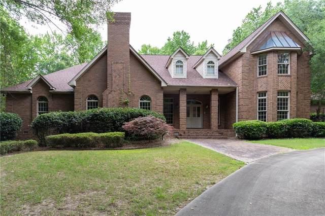 1020 Hobby Lane, Anderson, SC 29621 (MLS #20229075) :: Les Walden Real Estate