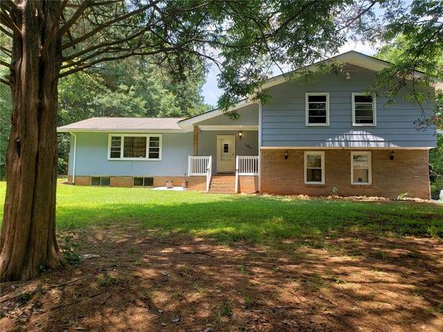 129 Hanvey Drive, Seneca, SC 29672 (MLS #20229077) :: The Powell Group