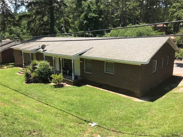 503 & 505 Old Central Road, Clemson, SC 29631 (MLS #20229090) :: Tri-County Properties at KW Lake Region