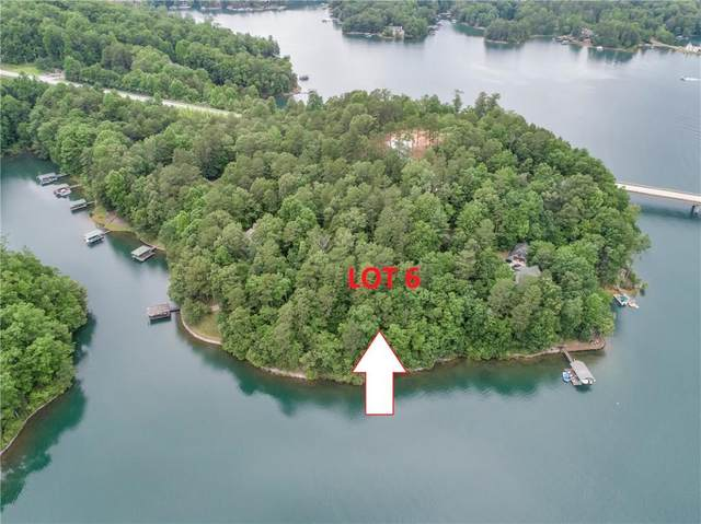 106 Mariner Pointe Drive, Salem, SC 29676 (MLS #20229112) :: Tri-County Properties at KW Lake Region