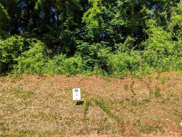 Lot 28 Kensington Circle, Seneca, SC 29672 (#20229116) :: Expert Real Estate Team