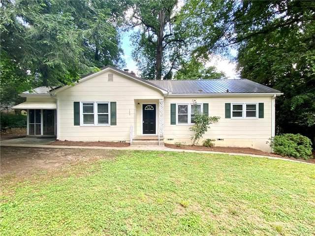 125 Clemson Street, Clemson, SC 29631 (MLS #20229155) :: Les Walden Real Estate