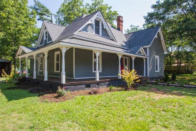 8700 Highway 24 Highway, Townville, SC 29689 (MLS #20229200) :: The Powell Group