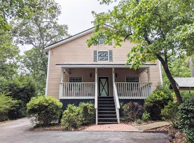 606 Chickasaw Drive, Westminster, SC 29693 (MLS #20229209) :: Tri-County Properties at KW Lake Region