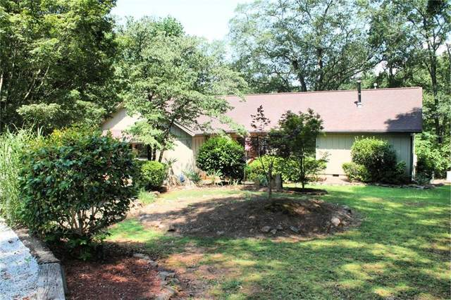 124 Pond Creek Lane, Central, SC 29630 (MLS #20229227) :: Les Walden Real Estate