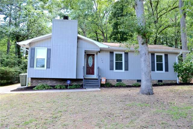 144 Briar Lane, Central, SC 29630 (MLS #20229242) :: The Powell Group