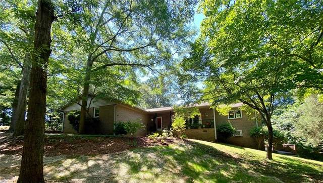 1200 Blue Heron Trail, Anderson, SC 29625 (MLS #20229277) :: Tri-County Properties at KW Lake Region
