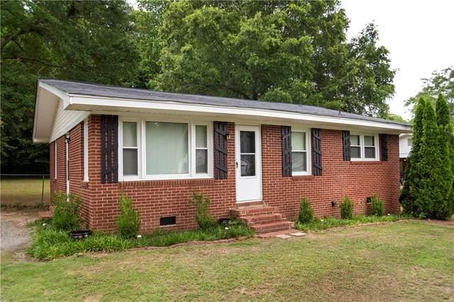 106 Eastview Street, Belton, SC 29627 (MLS #20229279) :: Les Walden Real Estate