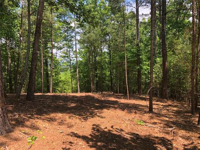 Lot 97 Scenic Crest Way, Six Mile, SC 29682 (MLS #20229294) :: The Powell Group
