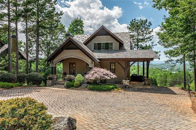 135 Button Bush Trail, Six Mile, SC 29682 (MLS #20229319) :: The Powell Group