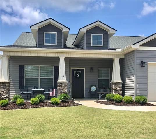 319 Sliding Rock Drive, Pendleton, SC 29670 (MLS #20229326) :: Les Walden Real Estate