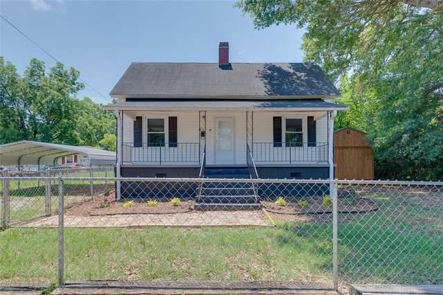 2 Green Street, Pelzer, SC 29669 (MLS #20229335) :: The Powell Group