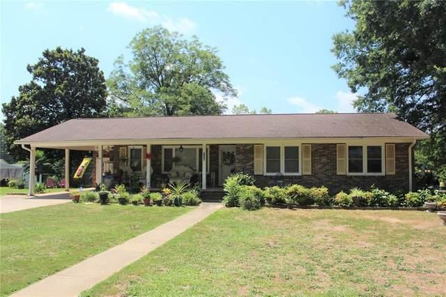 106 Hillcrest Circle, Belton, SC 29627 (MLS #20229346) :: Les Walden Real Estate