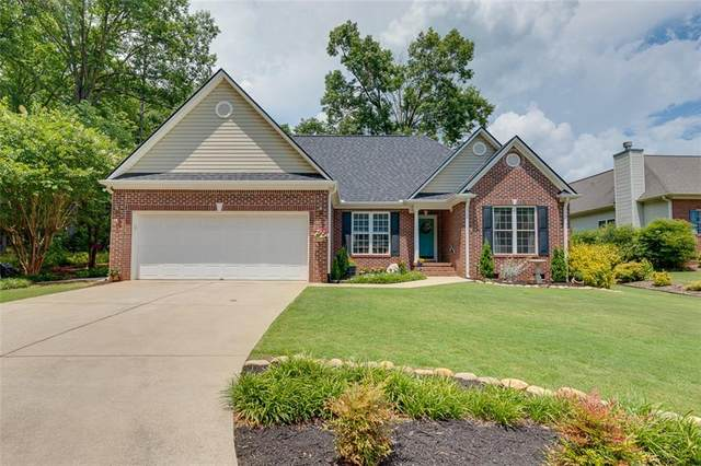 108 Meadow Green Drive, Piedmont, SC 29673 (MLS #20229351) :: The Powell Group