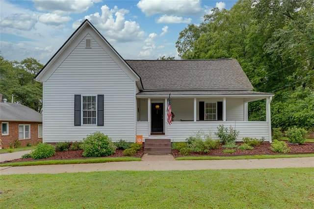308 N Fairplay Street, Seneca, SC 29678 (MLS #20229352) :: Les Walden Real Estate