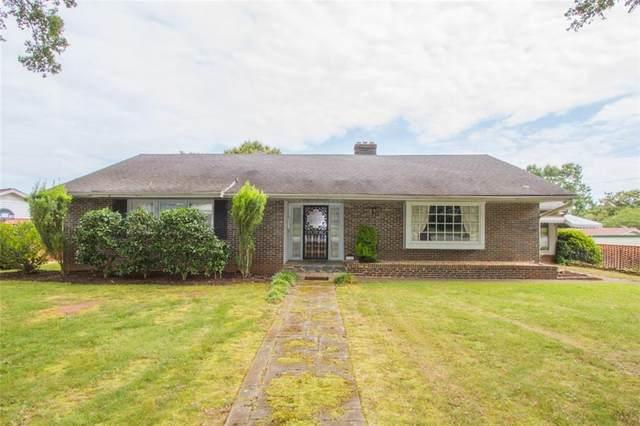 2705 Bellview Road, Anderson, SC 29621 (MLS #20229353) :: Tri-County Properties at KW Lake Region