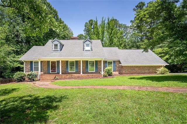 201 Brookwood Drive, Clemson, SC 29631 (MLS #20229382) :: Les Walden Real Estate