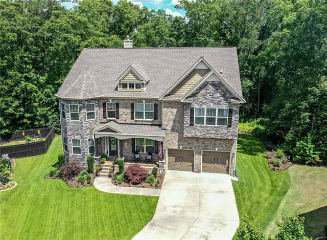 160 Sea Harbour Way, Simpsonville, SC 29681 (MLS #20229399) :: The Powell Group