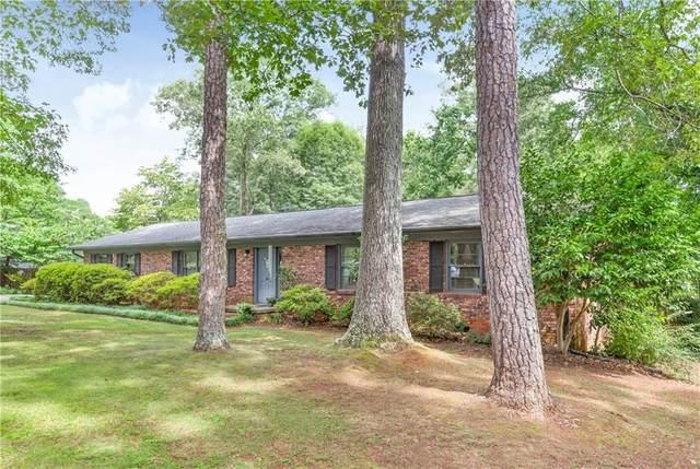 103 Pine Ridge Lane, Clemson, SC 29631 (MLS #20229464) :: Les Walden Real Estate