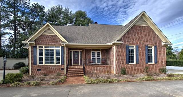 117 E Parkins Mill Road, Greenville, SC 29607 (MLS #20229470) :: The Powell Group
