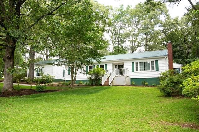 104 N Lovingood Avenue, Walhalla, SC 29691 (MLS #20229472) :: Les Walden Real Estate