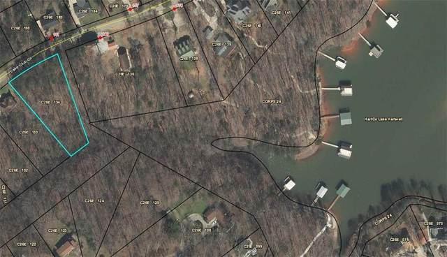 0 Lake Club Circle Circle, Lavonia, GA 30553 (#20229479) :: DeYoung & Company