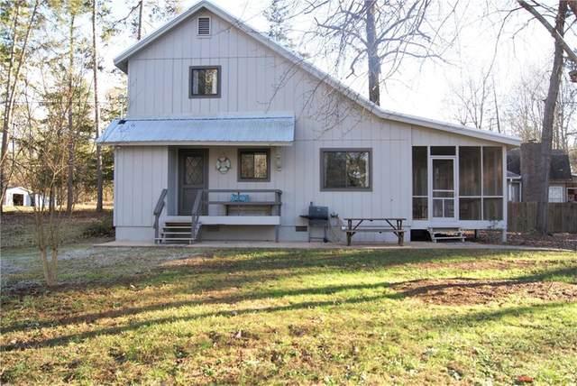 485 Hillshore Drive, Lavonia, GA 30553 (MLS #20229511) :: The Powell Group