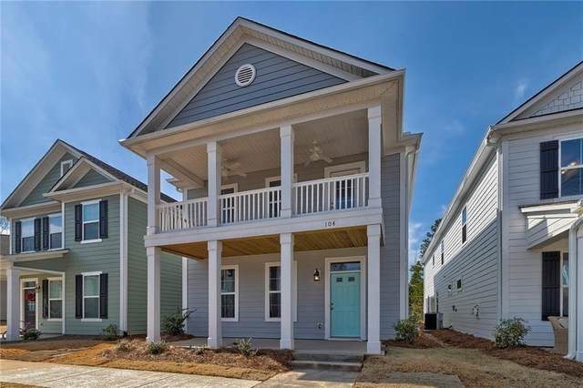 104 Fuller Estate Drive, Clemson, SC 29631 (MLS #20229512) :: Les Walden Real Estate