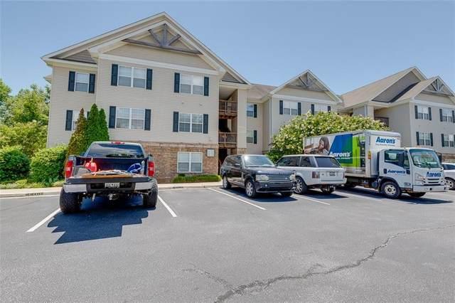 135 Lookover Drive, Anderson, SC 29621 (MLS #20229525) :: Les Walden Real Estate