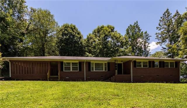4213 Hembree Creek Road, Anderson, SC 29625 (MLS #20229534) :: Tri-County Properties at KW Lake Region
