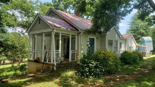 101 Stewart Road, Walhalla, SC 29691 (MLS #20229540) :: Les Walden Real Estate
