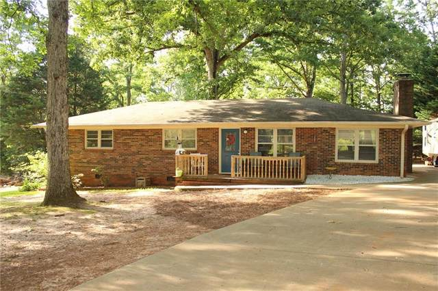108 Rhonda Road, Central, SC 29630 (MLS #20229541) :: Les Walden Real Estate