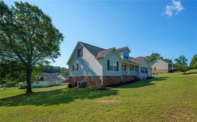 118 Willene Drive, Piedmont, SC 29673 (MLS #20229551) :: The Powell Group
