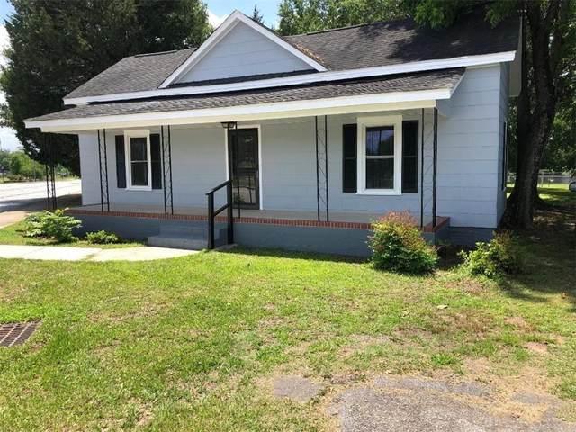 1103 West Front Street, Iva, SC 29655 (MLS #20229561) :: Les Walden Real Estate