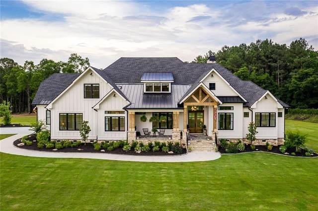 5016 Midway Road, Williamston, SC 29697 (MLS #20229605) :: Les Walden Real Estate
