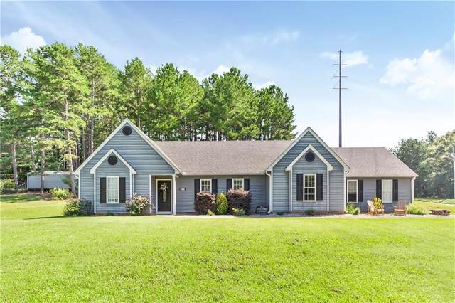 155 Clydesdale Road, Seneca, SC 29678 (MLS #20229618) :: The Powell Group