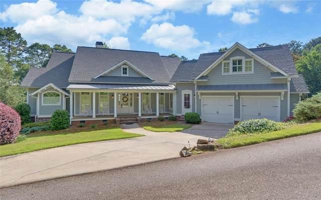 100 Dewdrop Circle, Hartwell, GA 30643 (MLS #20229650) :: Les Walden Real Estate