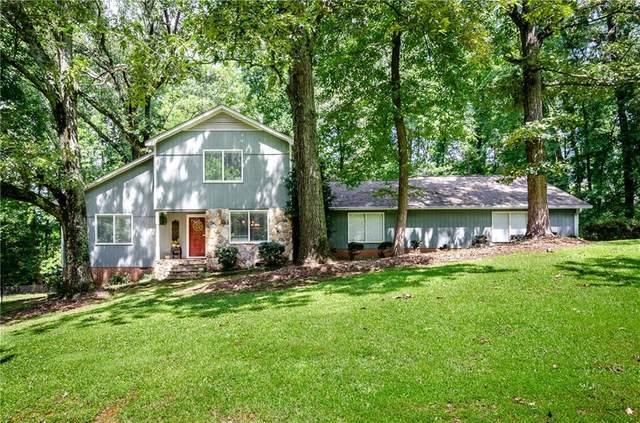 307 Cumberland Way, Anderson, SC 29621 (MLS #20229656) :: Tri-County Properties at KW Lake Region