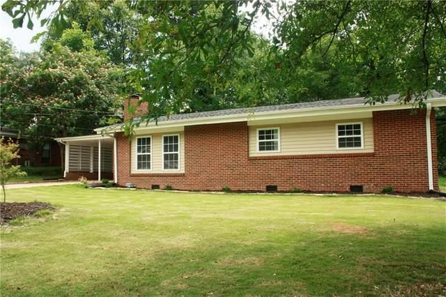 113 E Belvedere Road, Greenville, SC 29605 (MLS #20229668) :: Les Walden Real Estate