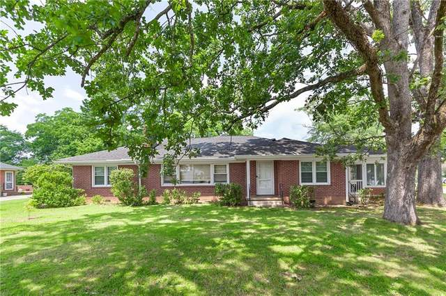 400 S College Street, Walhalla, SC 29691 (MLS #20229687) :: The Powell Group