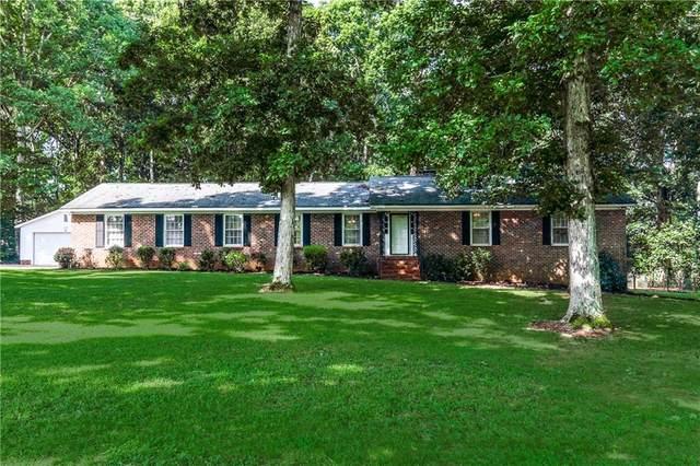 2416 Shackleburg Road, Anderson, SC 29621 (MLS #20229690) :: Tri-County Properties at KW Lake Region