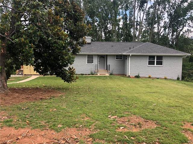 626 S Pine Street, Seneca, SC 29678 (MLS #20229692) :: The Powell Group