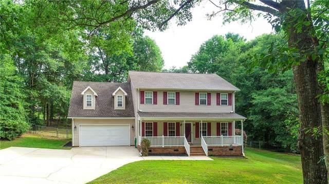 19 Hogan Drive, Greenville, SC 29605 (MLS #20229711) :: Les Walden Real Estate