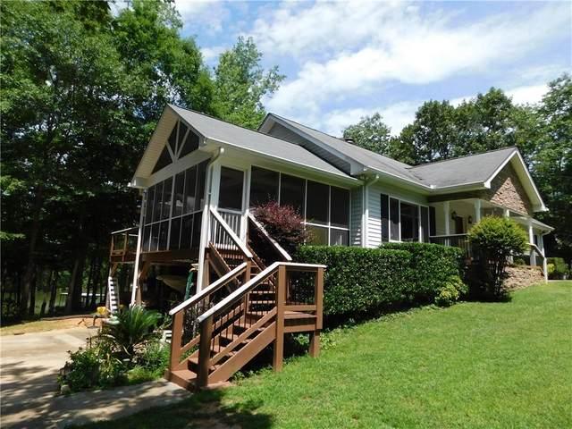 472 Mount View Lane, Lavonia, GA 30553 (MLS #20229728) :: Les Walden Real Estate