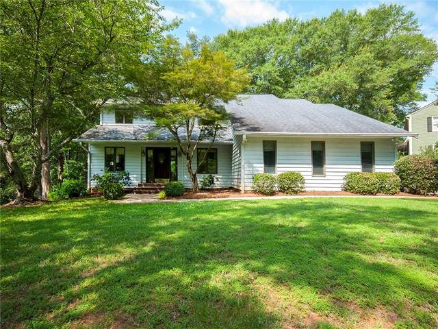 505 Squire Circle, Clemson, SC 29631 (MLS #20229742) :: Les Walden Real Estate