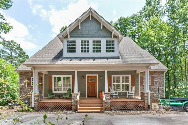 782 Hidden Falls Drive, West Union, SC 29696 (MLS #20229751) :: The Powell Group